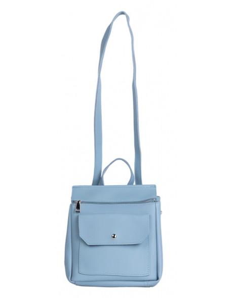 Listonoszka niewielka torebka damska i plecaczek w jednym