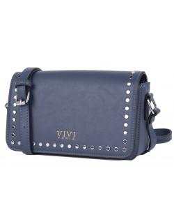 Torebka damska VIVI mała listonoszka + portfel