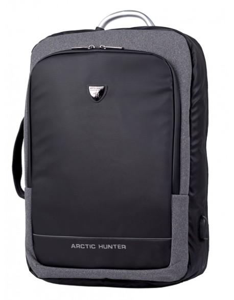 Plecak Arctic Hunter na laptop dla podróżujących
