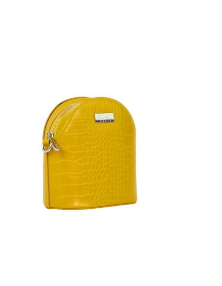 Mała torebka Vivi Paris moda kolor blask żmija