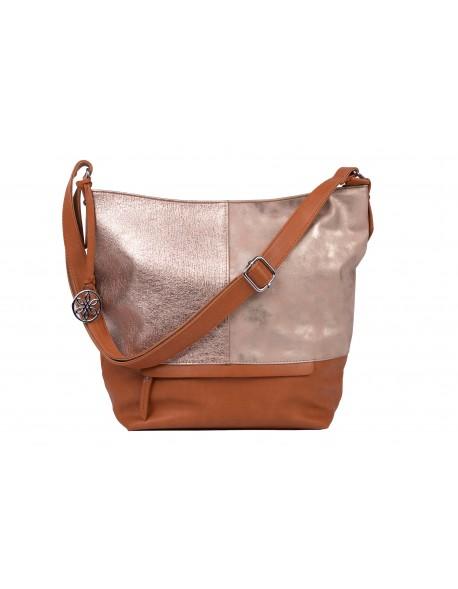 Klasyczna  torebka damska na pasku
