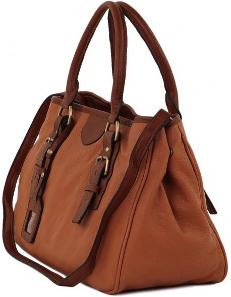 Miękka praktyczna duża torba do pracy