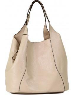 Miękka torebka damska listonoszka saszetka